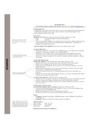Work Experience Resume Format For It by Best Resume Examples For Your Job Search Resume Samples By Type