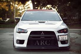 mitsubishi evo white mitsubishi lancer xenon white to evo x hd wallpaper