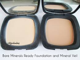 Fairly Light Bare Minerals Prettypanda Bareminerals Ready Foundation And Mineral Touch Up Veil