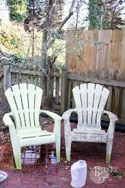 How To Clean Patio Chairs How To Clean Plastic Patio Chairs Tastefully Eclectic