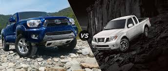 nissan truck 2015 toyota tacoma vs 2015 nissan frontier