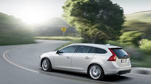 volvo official new volvo v60 sports wagon revealed