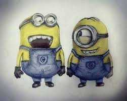 24 minions images drawings drawing ideas