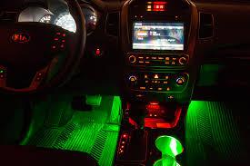 Color Interior Lights For Cars Sx Interior Lighting Kia Forum