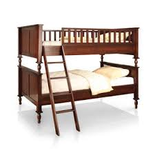 Maine Bunk Beds Furniture Of America Brown Cherry Maine Bunk Bed