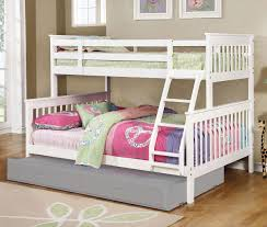 White Twin Over Full Bunk Bed With Stairs Bunk Beds Twin Over Full Bunk Bed With Stairs White Full Over