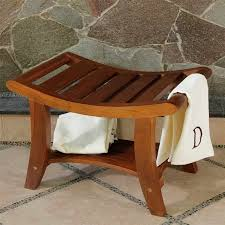 Wood Shower Bench Shower Bench Height Safety Options U2014 The Homy Design