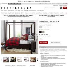 Pottery Barn E Commerce Ebyline Izea U2013 Content Influence Scale