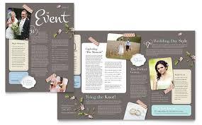 event planner marketing ideas wedding planner newsletter
