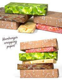 hamburger wrapping paper fancy friday harvard burgers and more techlovedesign