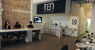 ten nail bar to offer manis pedis drinks in detroit