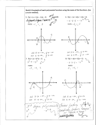 number rules the universe sketching polynomial functions cornell