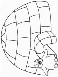 winter 4 coloring pages u0026 coloring book