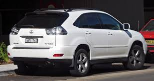 lexus mini wagon 2004 lexus rx 330 information and photos momentcar
