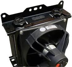 oil cooler fan kit setrab single fan kit fan and shroud only aircooled net vw parts