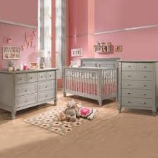 Convertible Crib Nursery Sets Ithaca Nursery Set 3 Crib Dresser 5 Drawer Dresser