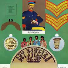 Album Inserts The Daily Beatle Album Covers Pepper