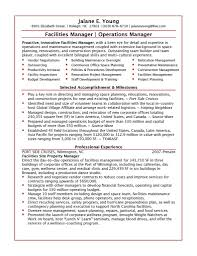 Production Manager Cover Letter Manager Resume Objective Sample Template Design Plant Manager