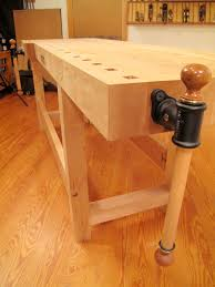 Popular Woodworking Roubo Bench Plans by New Workbench From Lie Nielsen Toolworks Popular Woodworking