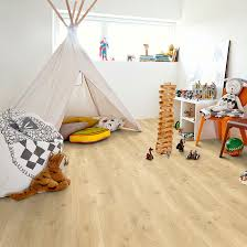 vinyl flooring residential smooth modern nature oak