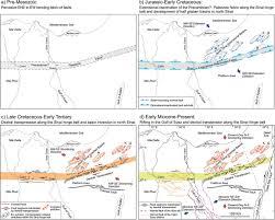 Sinai Peninsula On World Map by Sinai Hinge Belt A Major Crustal Boundary In Ne Africa Journal