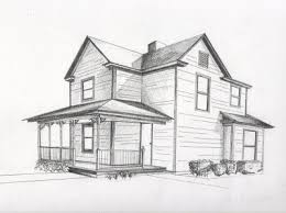 house drawings perspective drawings nata helper surreal cities