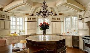 round kitchen island kitchen islands with soft lines make the kitchen of more