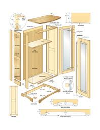 woodworking cabinet plans everdayentropy com