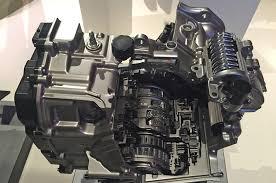 peeking inside the gm ford transverse nine speed automatic motor