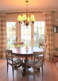 Interiors Sliding Glass Door Curtains by Patio Doors Insulated Homespun Weaver S Cloth Pinch Pleat Slider