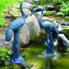decorative pond spitters pondgeek