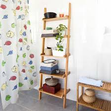 bathroom over the toilet ladder shelf bathroom colors trends