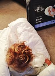 What Tog Duvet Should A Toddler Have Review Breathe Duvet From The Fine Bedding Company Up All