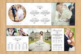 100 wedding photography brochure template creative
