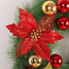 red artificial new year trees online get artificial red tree