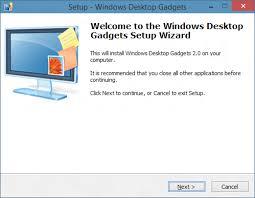 gadget de bureau windows 7 gratuit desktop gadgets for windows 10