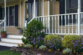 Front Porch Landscaping Ideas Landscaping Ideas For House With Front Porch Christmas Ideas