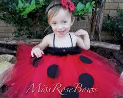 Ladybug Infant Halloween Costumes Ladybug Costume Etsy