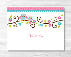 owl thank you clipart 37