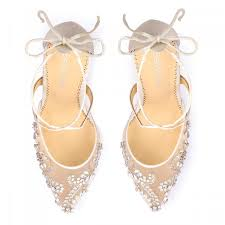 wedding shoes embellished opal embellished and beaded wedding shoes heels with ankle