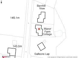 Waddesdon Manor Floor Plan 4 Bedroom Detached House For Sale In Manor Farm Cottage Pitchcott