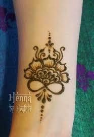 henna tattoo einfache diy designs zum selbermachen friens