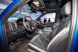 Ford Raptor Interior - 2017 ford f 150 raptor supercrew ford authority