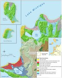 Moraine State Park Map by Sleeping Bear Dunes Maps Npmaps Com Just Free Maps Period