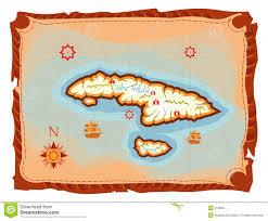 Treasure Island Map Treasure Island Map Stock Vector Illustration Of Treasure 319225