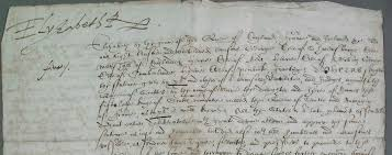 tudor writing paper a rivalry in letters mary and elizabeth orthodox in the district queen elizabeth i s famous signature at the top of a copy of the death warrant she