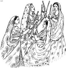 22 best indian dance images on pinterest coloring books