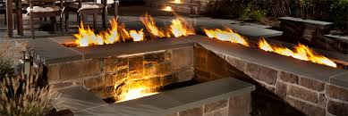 Outdoor Propane Gas Fireplace - outdoor propane fire pit home design by fuller