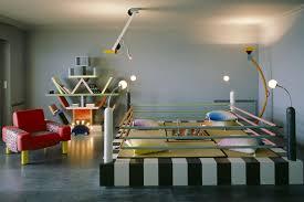 Interior Design History Karl Lagerfeld Memphis Apartment Monaco 1980s