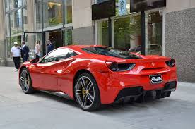 ferrari dealership showroom 2017 ferrari 488 gtb stock l374ab for sale near chicago il il